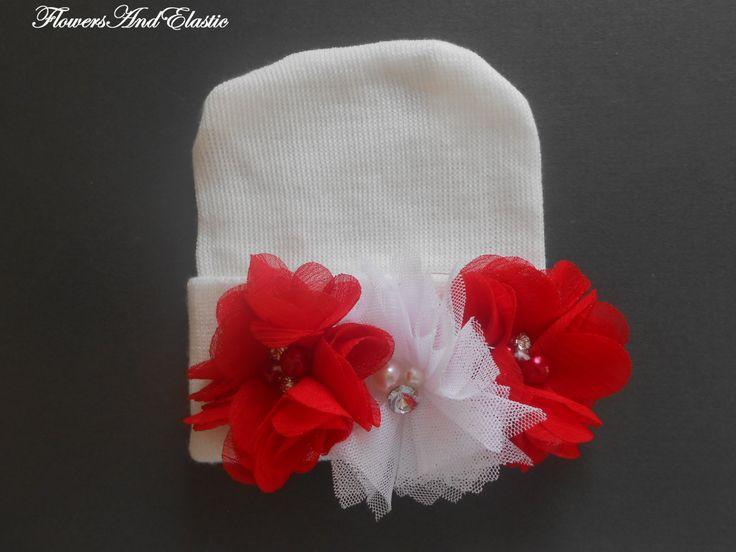 Sombrero recién nacidos al hospital sombrero del bebé
