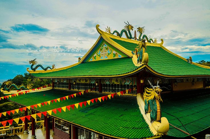 The Grandeur of Taoist Temple  http://www.uncoveringeden.com/2016/03/the-grandeur-of-taoist-temple.html