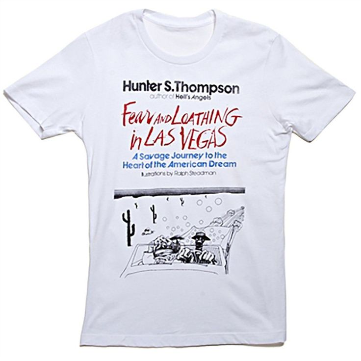 17 best inspired by fear and loathing in las vegas images for Las vegas shirt printing