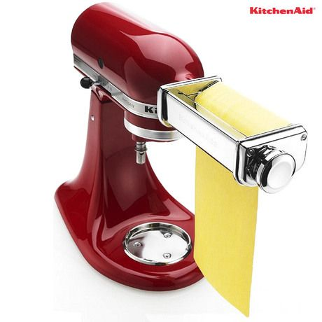 KitchenAid Pasta Roller & Cutters for Standing Mixer at 42% Savings off Retail!