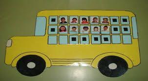 pase de lista en preescolar