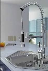 torneira monocomando cozinha gourmet c/ spray móvel