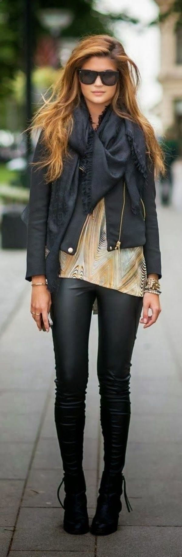 Best 25+ Edgy Fashion Style Ideas On Pinterest | Edgy Summer Style Fashion Edgy And Classy Edgy ...