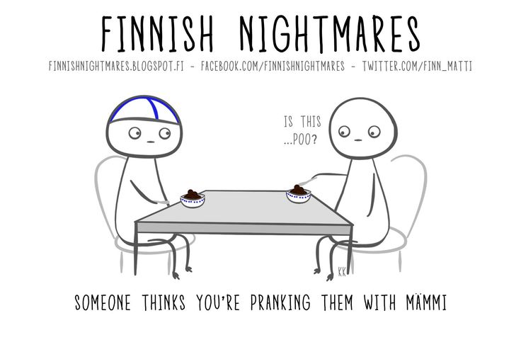 Finnish Nightmares: Easter food at its finest!