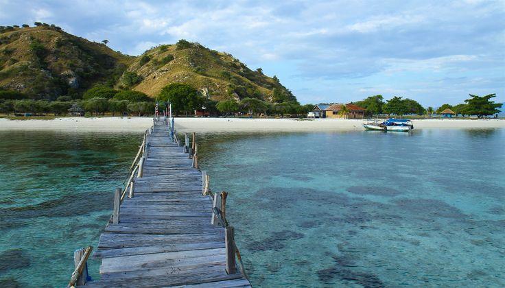 Kalong Island in Labuan Bajo, Nusa Tenggara Timur ...
