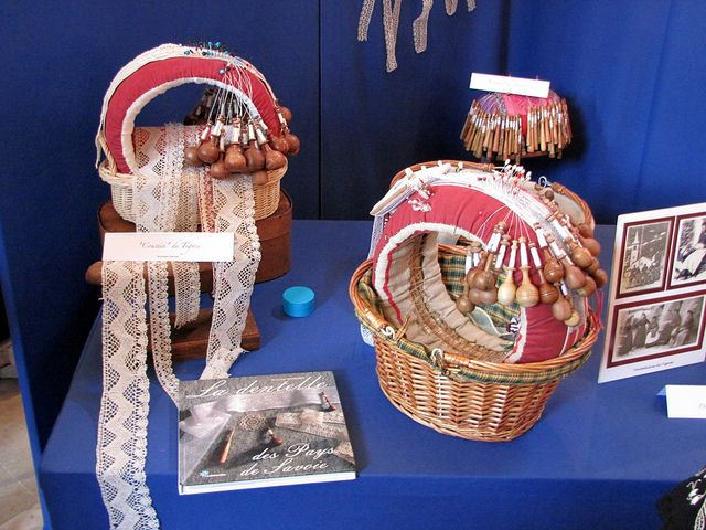 OIDFA kongress - Prantsuse pitsi näitus by pitsimeister, via Flickr