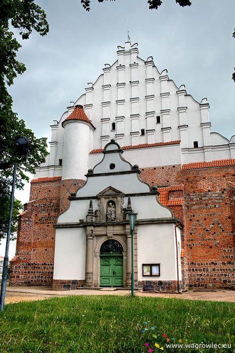 #fara #kosciolfarny #wagrowiec #wielkopolska #polska #poland #church #wągrowiec