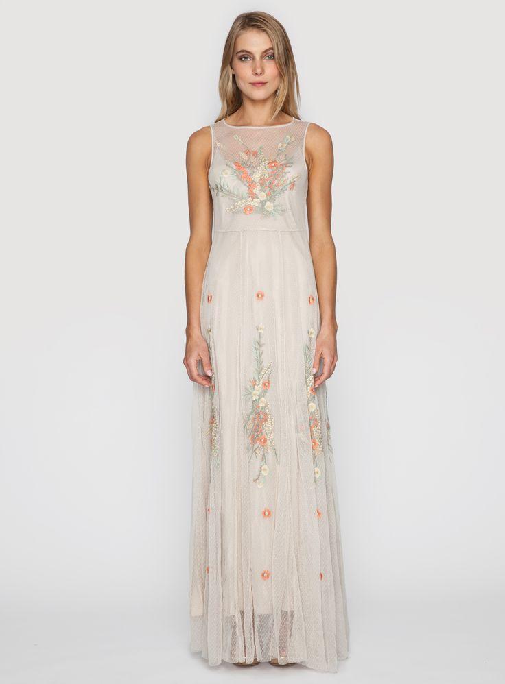 Biya long dress
