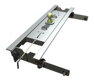 BW1110 --- B&W 30K Underbed Turnover Gooseneck Trailer Hitch - Ford