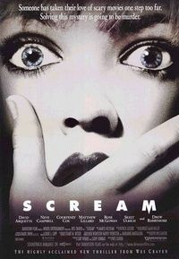 Scream - Wes Craven (1996). Classic!
