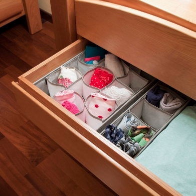 organisateur de tiroir en intiss autre rangement. Black Bedroom Furniture Sets. Home Design Ideas