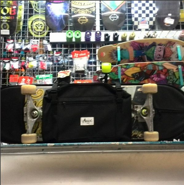 Monark Supply Manufactures The Finest Quality Skateboard Backpacks Bags Shoulder Bag And Fanny Pack Accessories For Skaters With