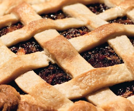 Great mincemeat (meatless) pie and very easy to make.
