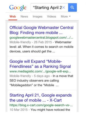 Are You Ready For The Google Mobile-Friendly Update? - http://www.freelanceseoessex.co.uk/are-you-ready-for-the-google-mobile-friendly-update/