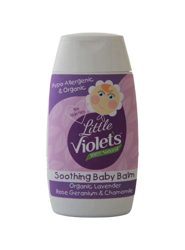 Violet's Soothing Baby Balm