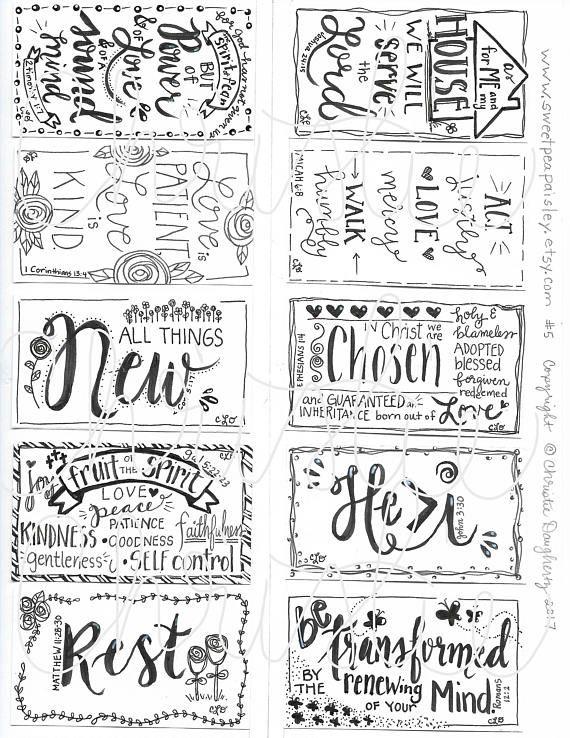 best 25  scripture cards ideas on pinterest