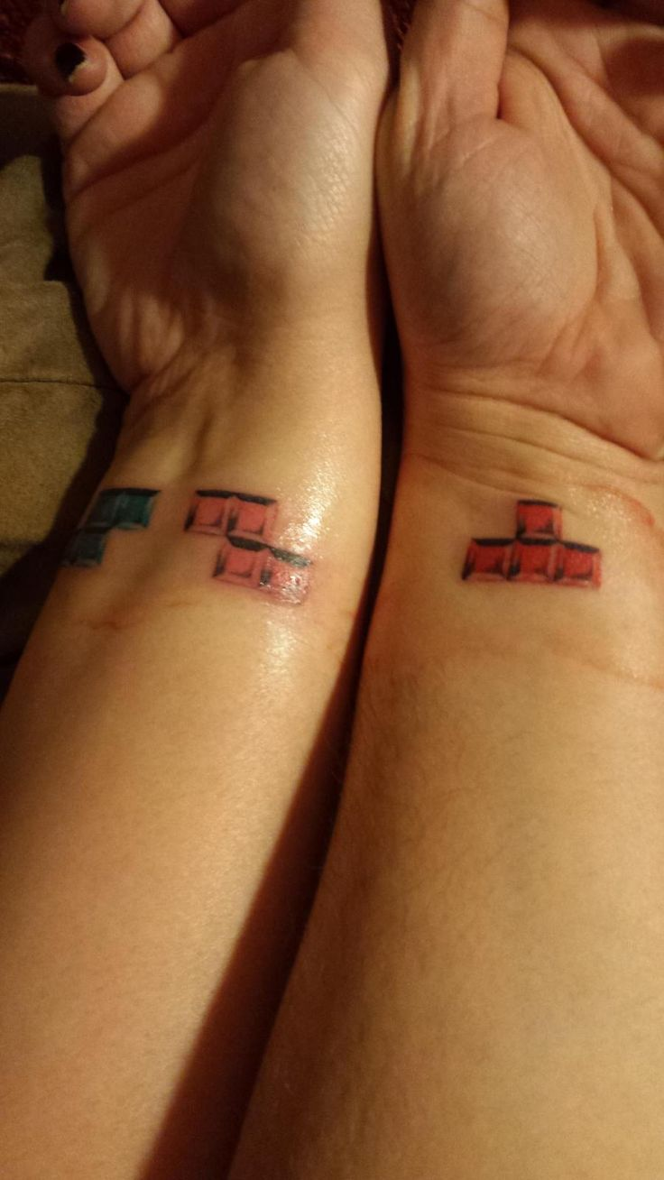 15 Awesome and Romantic Couples' Tattoos - Semicolon