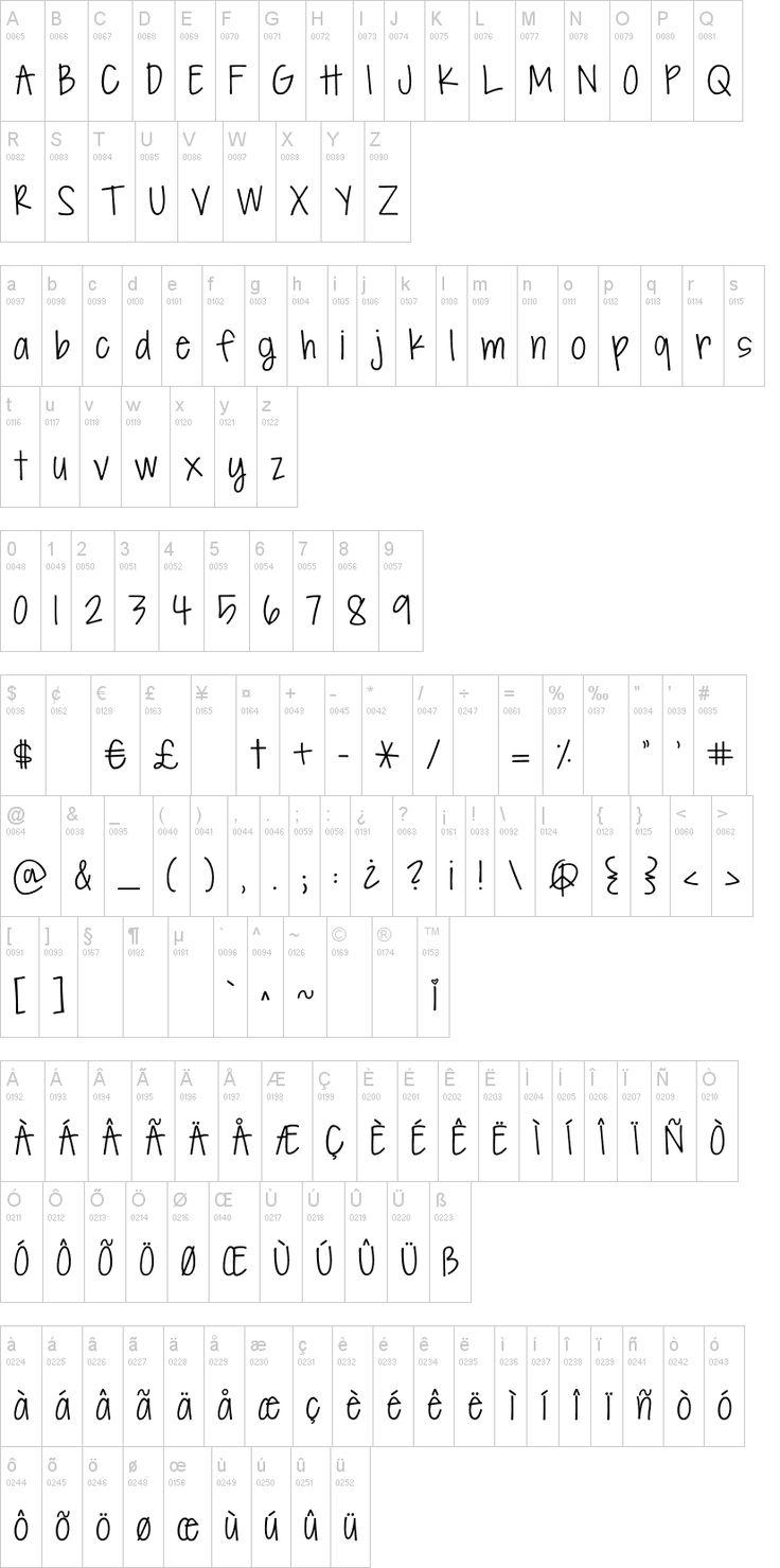 KG Seven Sixteen Font   dafont.com   Hand lettering fonts ...