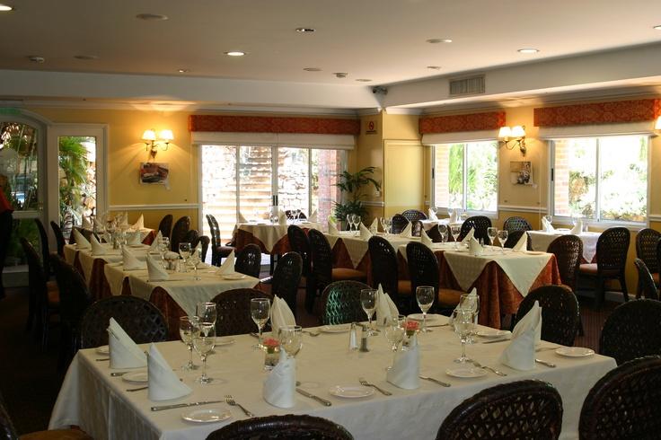 Salón del Domingo de grill - Hotel Villa Morra Suites