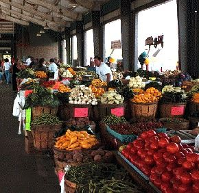 The Southern C(ity) Guide | Raleigh, Kelly Shatat. Want fresh and delicious? Visit the Raleigh Farmer's market for locally grown vegetables, plants, and sweet southern accents from neighborly farmers.