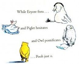 a literary analysis of the tao of pooh by benjamin hoff The tao of pooh by benjamin hoff on studybaycom - other, essay - profwilliam.