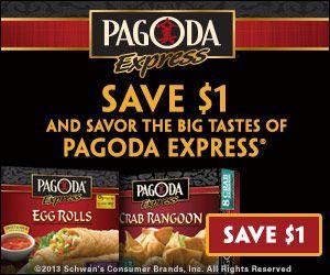 *Rare* $1/1 Pagoda Express Coupon = $1.92 Pot Stickers at Walmart!