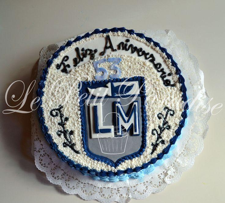 ♔ Manjar & Orange Cream Cake  Torta Liceo  https://www.facebook.com/petit.paradise/photos