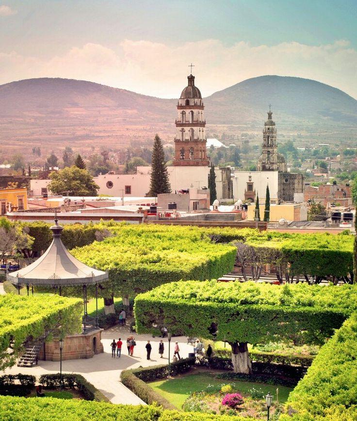 Hermoso Salvatierra Guanajuato Pueblo Mágico