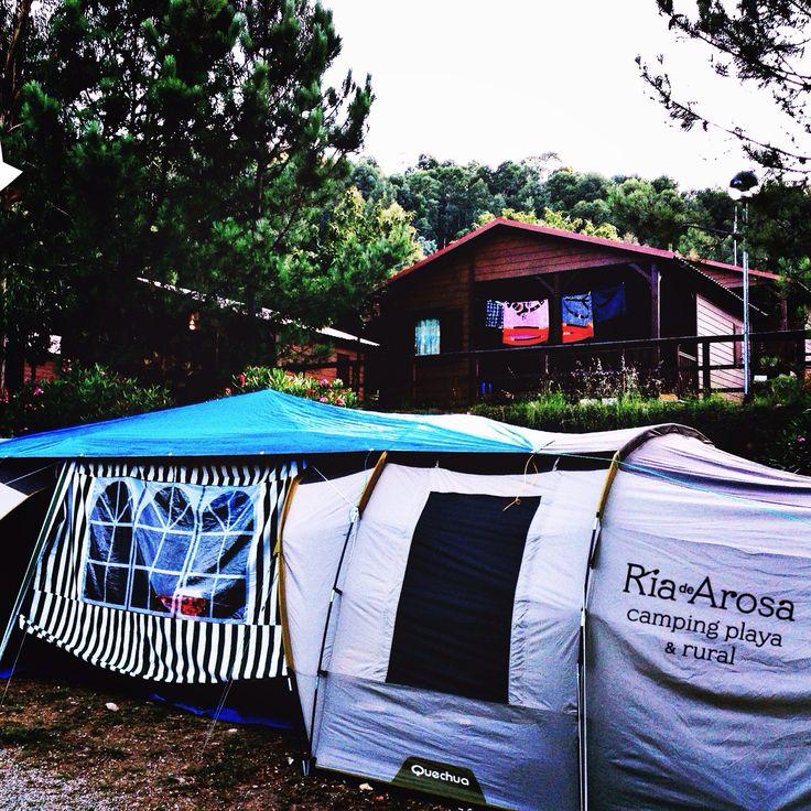 Tienda o Bungalow #tent or #bungalow #lovecamping #letsgocamping