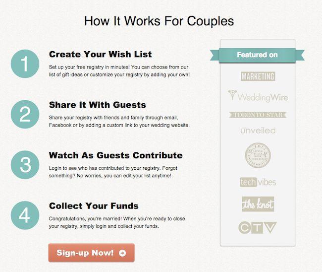 Best 25+ Wedding registries ideas on Pinterest | Wedding gift ...