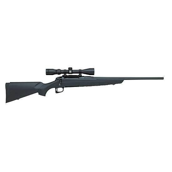 Remington Model 770 Bolt Action Rifle .270 Winchester 22 Barrel 4 Rounds 3-9x40mm Scope Black Synthetic Stock Blue Barrel