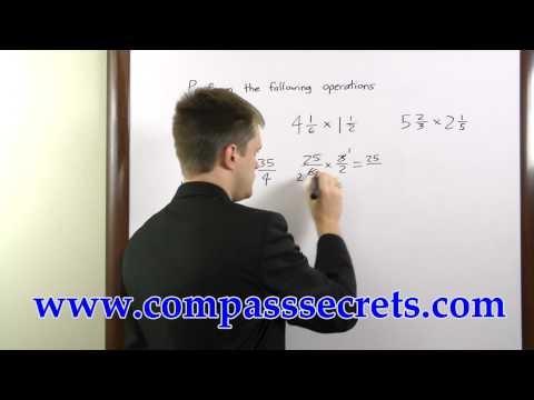 COMPASS Exam Practice; COMPASS Math Secrets
