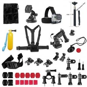 7.Top 10 Best Accessories Starter Kit for Gopro Reviews in 2016