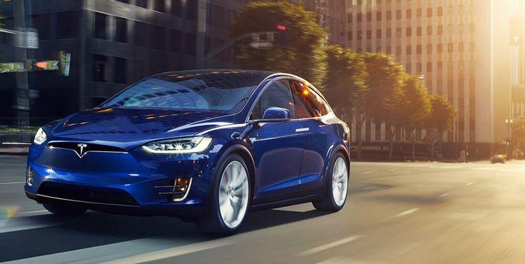2018 Tesla Model X Test Drive