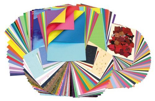 GRANDE ASSORTIMENTO CARTONCINI CREATIVITY INT. - 2854-0