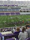 #Ticket  2 TCU Horned Frogs Football vs Texas Tech Red Raiders Tickets 10/29/16 #deals_us