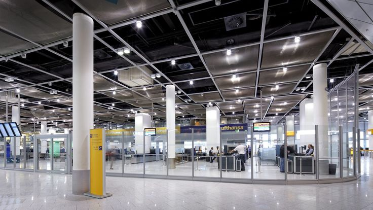 Architektur, Design, Industrie Design Flughafen