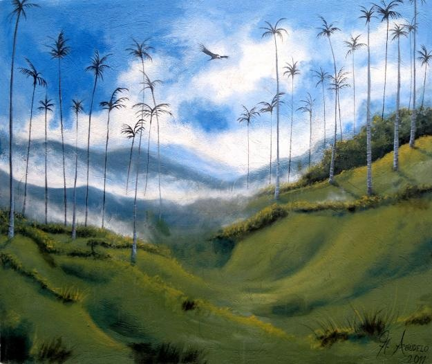 valle del cocora (quindio)
