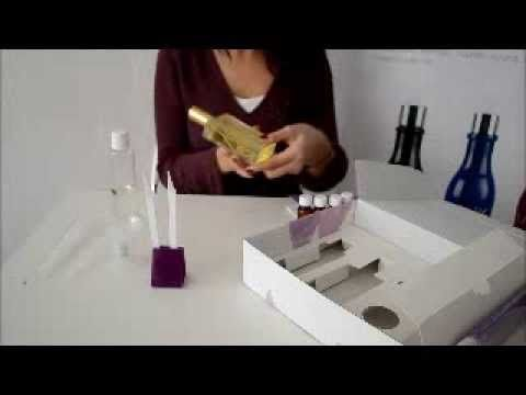Make your parfume kendi parfümünü yap