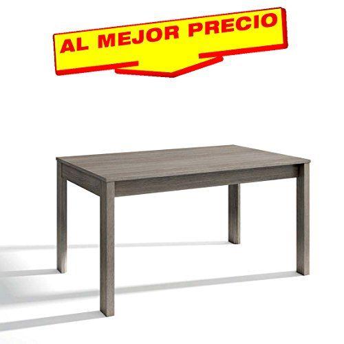 MESA DE COMEDOR EXTENSIBLE HASTA 200cm x 74cmx 90cm. FABRICADA EN MELAMINA COLOR MARRON (TRUFA). Medidas cerrada 140cm x 74,4cm x 90 cm. OFERTAS DE HOGAR ¡AL MEJOR PRECIO! ✿ ▬► Ver oferta: https://cadaviernes.com/ofertas-de-mesas-comedor-nordicas/ Para ver mas visita este enlace https://cadaviernes.com/ofertas-de-mesas-comedor-nordicas/