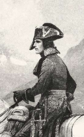 the early life and military life of napoleon bonaparte Napoleon is famous for his military acumen,  napoleon bonaparte  napoleon met the love of his life,.