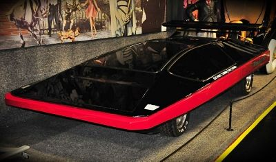 What Is The Fastest Production Car In The World >> Volo Auto Museum:: 1986 VOLKSWAGEN BLACK MOON MOVIE CAR FROM BLACK MOON RISING - Used Inventory ...