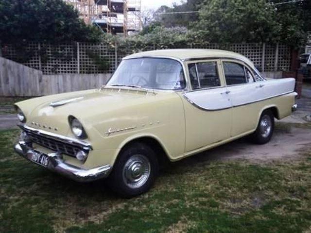 1960 Holden FB Special