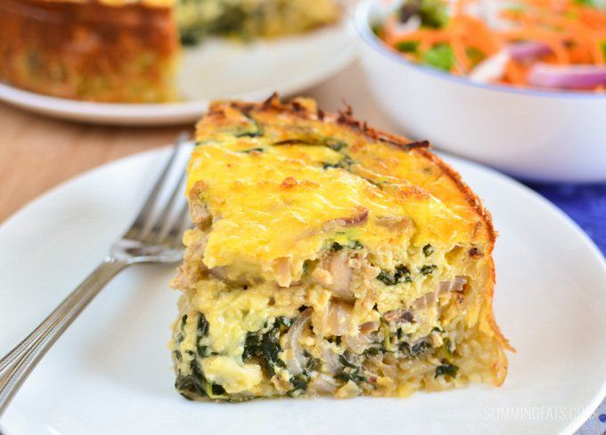 How amazing does this Chicken and Spinach Quiche look? Pastry is something we don't hear off too often within Slimming World, most of us avoid it because it can be pretty high in syns. For that reason you will find dozens of recipes for crustless quiches, but what about when you want a crust? That's...Read More »
