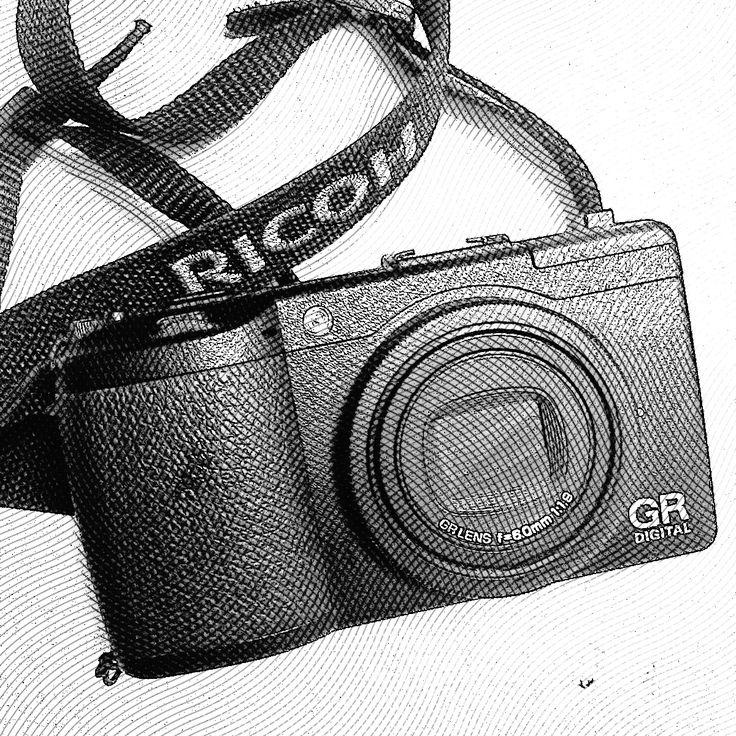 Ricoh GR Digital 3