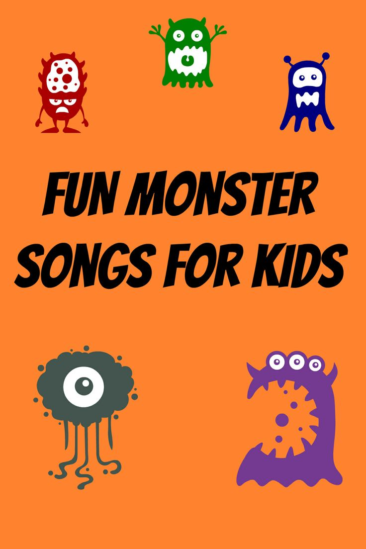 From Preschool Education: Fun Monster Songs for Kids!