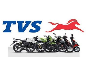 TVS Motor Company registered a sales growth of 23%, increasing to 3,59,850 units in the month of September 2017 from 2,93,257 units in September 2016.