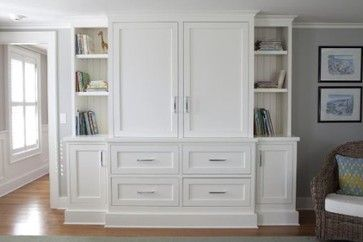 Built in murphy bed should look like this