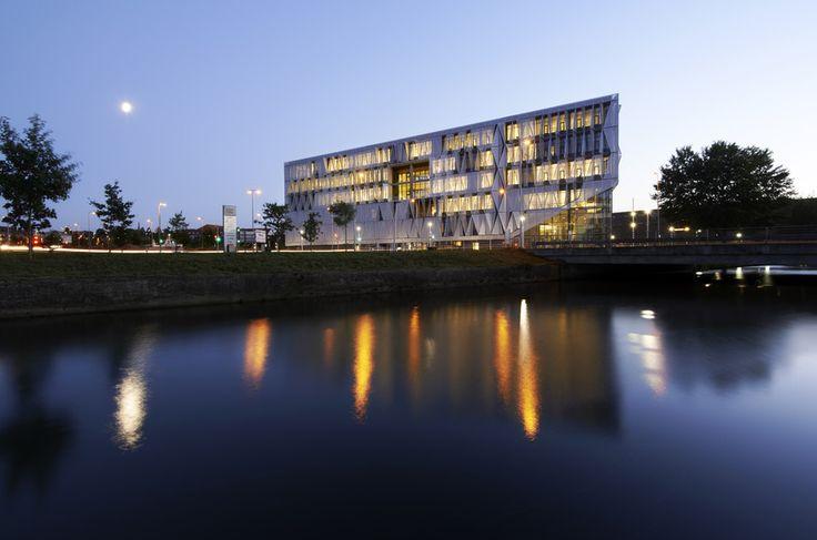 SDU University of Southern Denmark, Campus Kolding | Architect Magazine | Henning Larsen Architects, Kolding, DENMARK, Education, New Construction, Modern