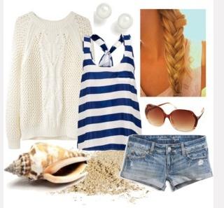 Ocean outfit